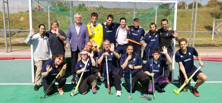 Equipo Hockey Junior Plus